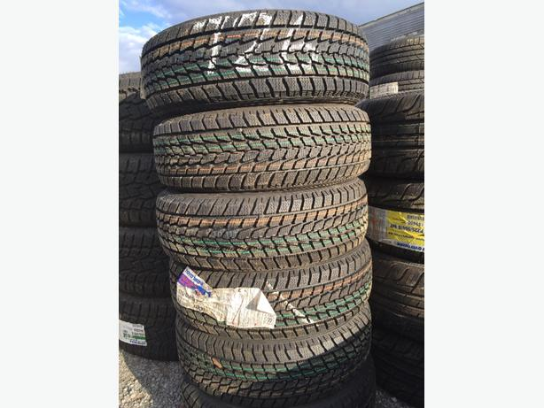 175/65R14 TOYO WINTER TIRES LOT 726