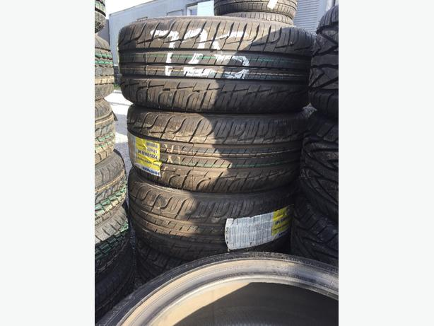 225/55R16 TOYO ALL SEASON TIRES LOT 725