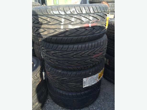 235/45R17 TOYO ALL SEASON TIRES LOT 724