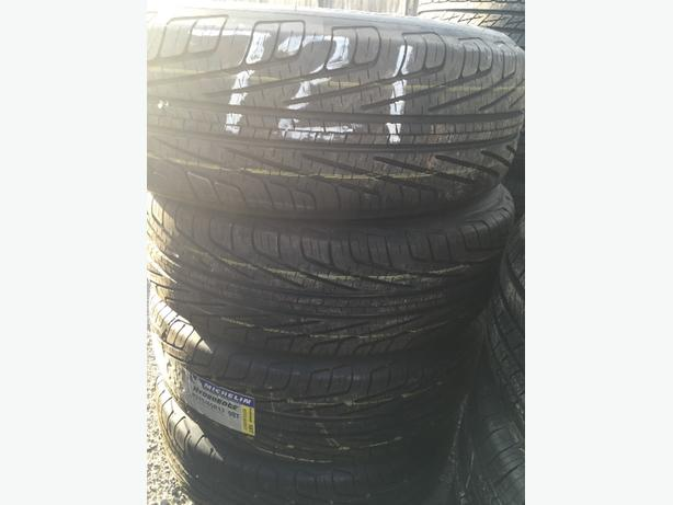 215/60R17 MICHELIN ALL SEASON TIRES LOT 721