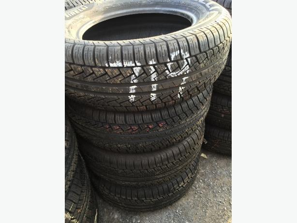 205/60R15 PIRELLI ALL SEASON TIRES LOT 719