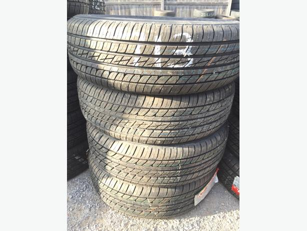 215/65R17 TOYO ALL SEASON TIRES LOT 713
