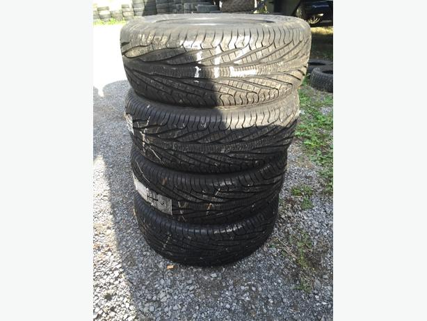 215/65R15 GOODYEAR ALL SEASON TIRES LOT 712