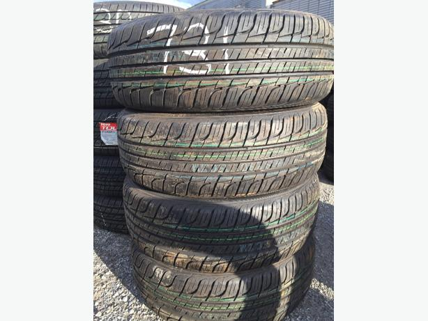 215/60R17 TOYO ALL SEASON TIRES LOT 731