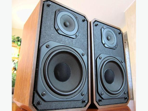 OPTIMUS STS 50AV BOOKSHELF SPEAKERS * LIKE REALISTIC MINIMUS-7 *