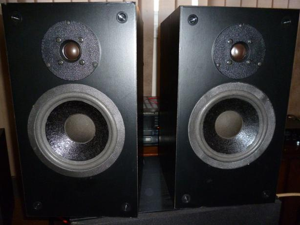 DFA DS-206 Digital Fidelity Acoustics Bookcase Speakers