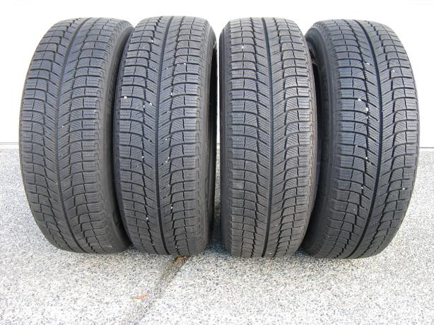 Michelin X-Ice 18-inch Winter Tires