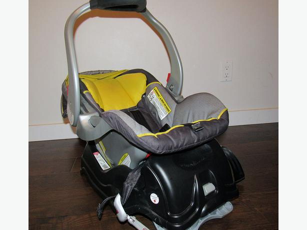 Baby Trend EZ Flex-Loc Infant Car Seat