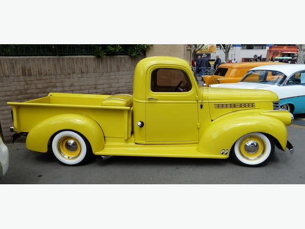 WANTED 1941-1946 Chevrolet Truck
