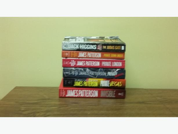 James Patterson Novels