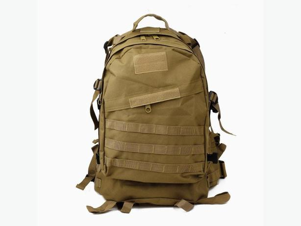 Tactical Military Molle Utility Rucksack Backpack Bag 45L - Tan