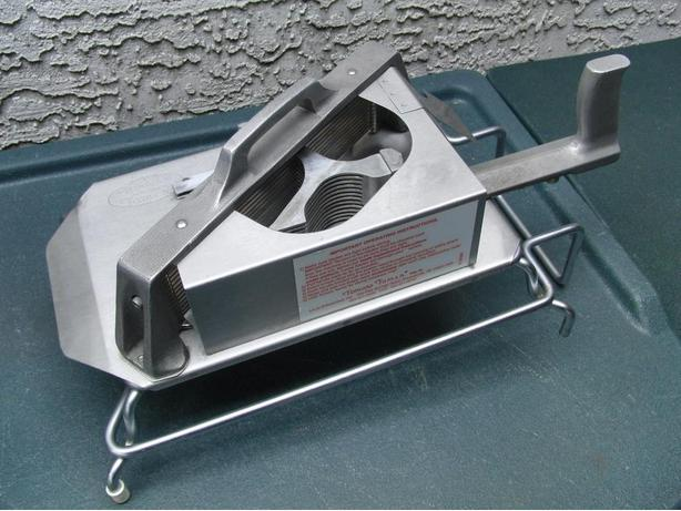Commercial Tomato Slicer