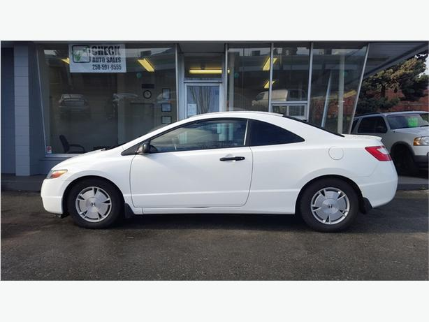 2008 Honda Civic DX Coupe