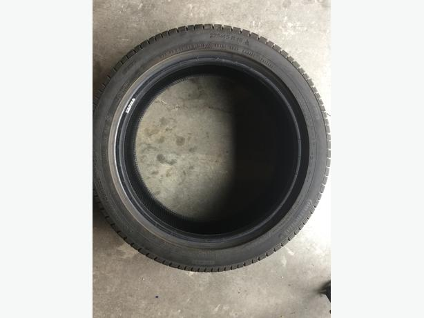 4 winters Tires 225/45/18