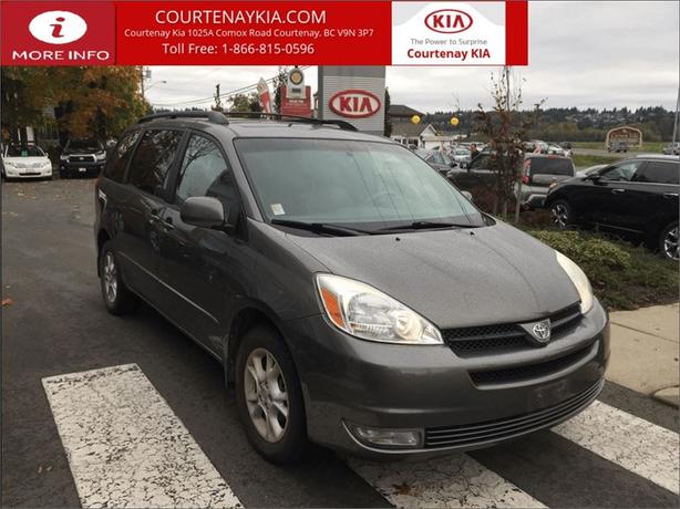 2004 Toyota Sienna XLE 7 Passenger | Low KMS | AWD