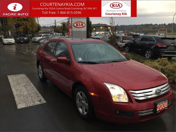 2008 Ford Fusion SE 3.0L V6 | Island Vehicle