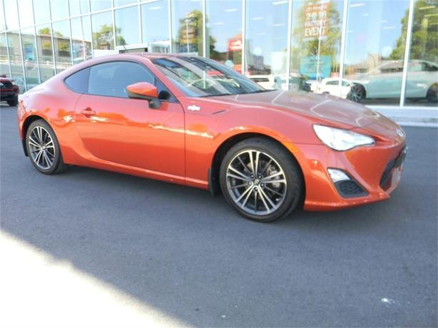 2013 Scion FR-S Man VERY CLEAN LOCAL B.C.