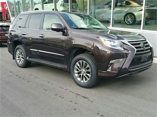2015 Lexus GX 460 Executive Package 7 PASS ONE OWNER VICTORIA
