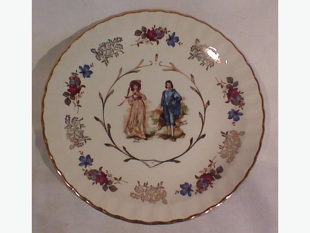 Wood & Sons ironstone serving plate
