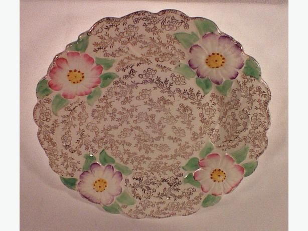 James Kent serving plate