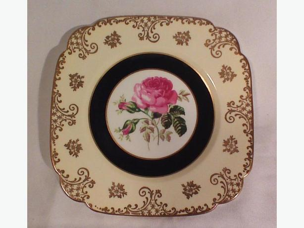 Windsor china plate