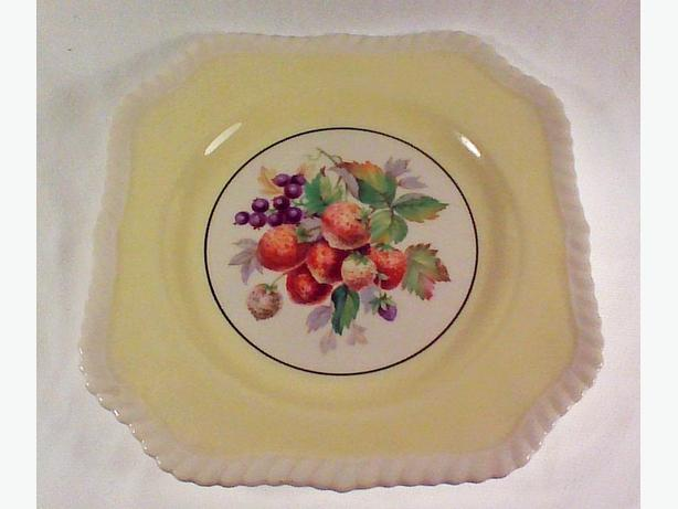 Johnson Bros china plate