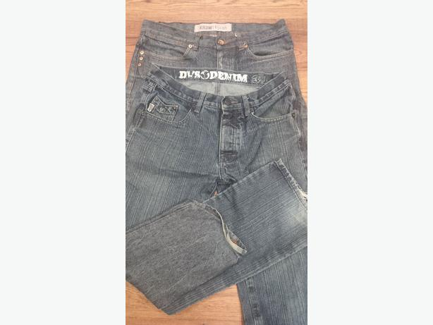 Mens Krew/DVS Jeans