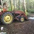 tractor and accessories