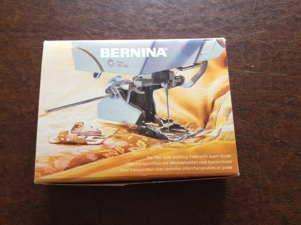 Walking Foot Dual Sole for Bernina Sewing Machine Old Style