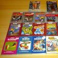 Authentic Factory Sealed Atari Games - Old Zellers Stock!