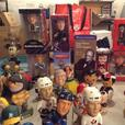 Nodders and Bobblehead Collection