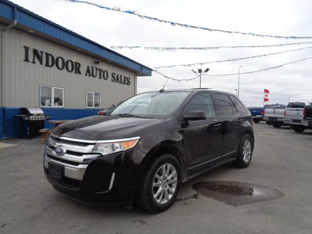 2013 Ford Edge SEL #I5323 INDOOR AUTO SALES WINNIPEG