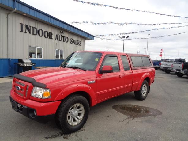 2010 Ford Ranger Sport I5326 INDOOR AUTO SALES WINNIPEG