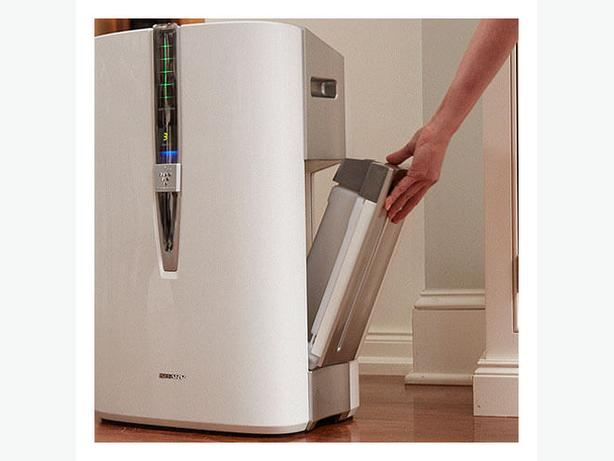 Sharp KC 850U humidifier & air purifier