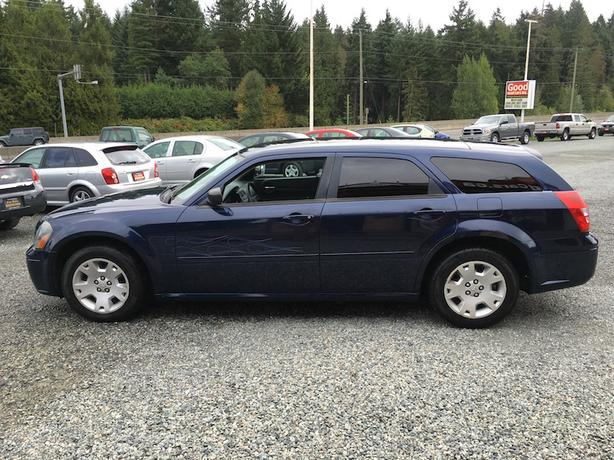 2005 Dodge Magnum - Only 154,515 KM! Local Victoria Vehicle!