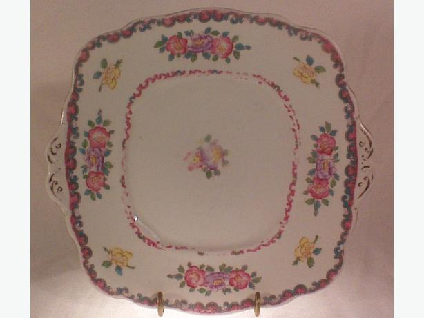 Royal Albert Rose-Marie plate