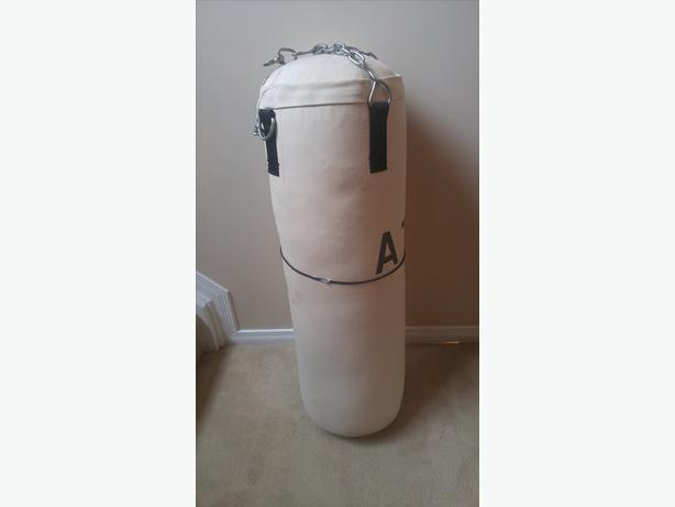 Fabric Punching Bag