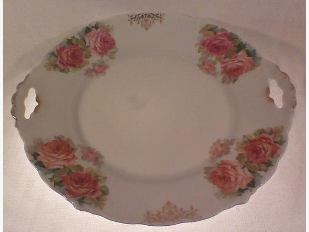 J&C Malmaison serving plate