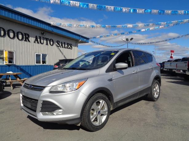 2014 Ford Escape SE #I5307 INDOOR AUTO SALES WINNIPEG