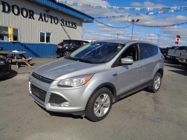 2014 Ford Escape SE #I5307 INDOOR AUTO SALES WINNIPEG