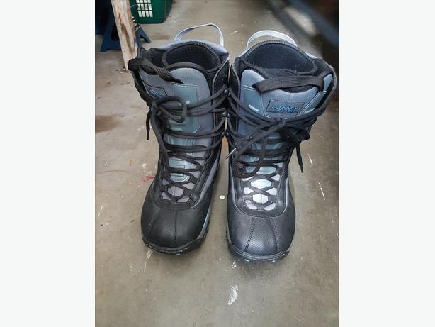 $25 · Snowboard Boots $25 per pair