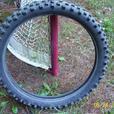 Dunlop motocross dirtbike enduro tire 80/100-21excellent tread