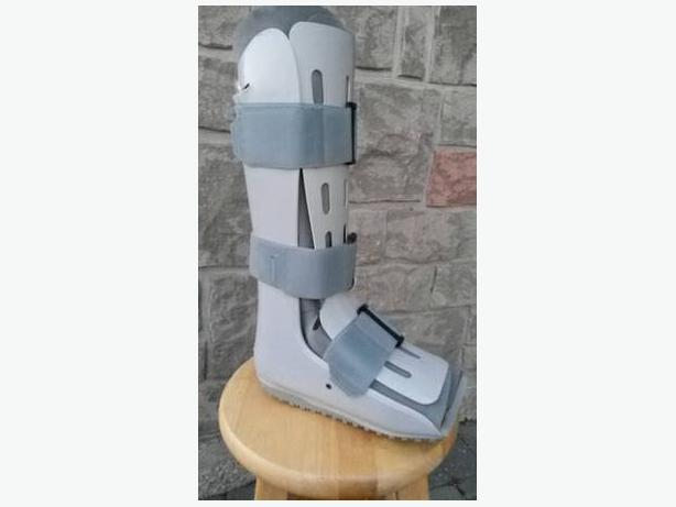 Large AirCast FP, Cast, Walker, Foot, Ankle