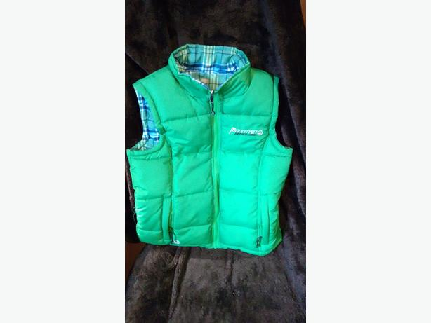 Double Sided Vest