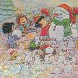 PEANUTS WINTER WONDERLAND PUZZLE