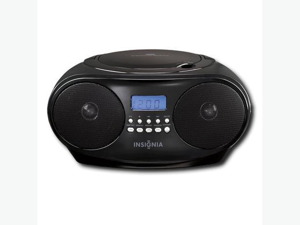 Insignia CD Boombox (NS-B4111-C)