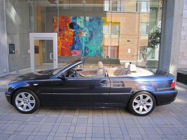 2004 BMW 325 Ci Convertible - 90,*** KM! - LOCAL! - NO ACCIDENTS!