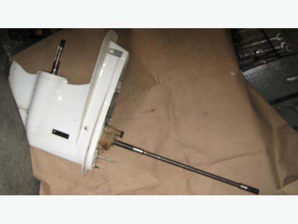 Johnson 140 HP Lower Unit