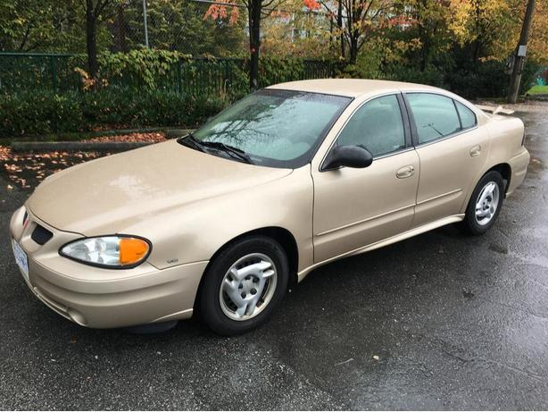 2004 Pontiac Grand Am Sedan - GREAT DEAL MUST SEE!!