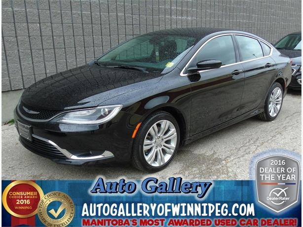 2015 Chrysler 200 Ltd. *Low Price!